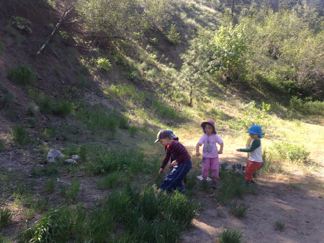 Experiential Lessons in Erosion and Boundaries