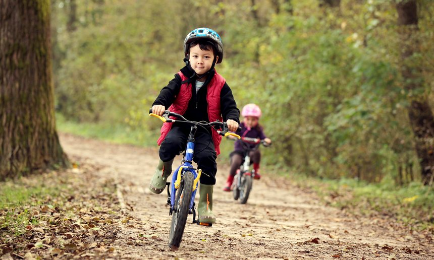 Risk is essential to childhood – as are scrapes, grazes, falls and panic